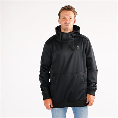 Brunotti Bastyle Mens Softshell hoody. Available in S,M,L,XL,XXL,XXXL (1921129175-099)