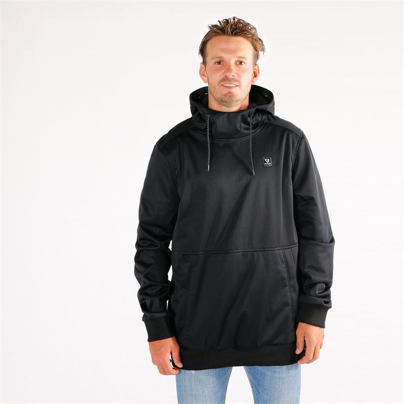 Brunotti Bastyle  (schwarz) - herren sweatshirts & sweatjacken - Brunotti online shop