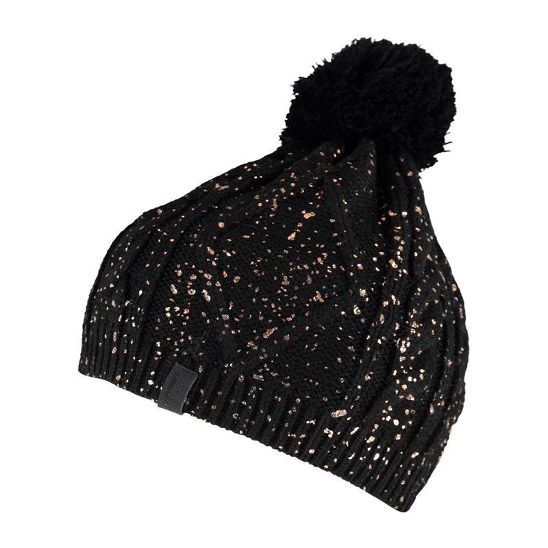 Brunotti Bora  (zwart) - dames beanies - Brunotti online shop