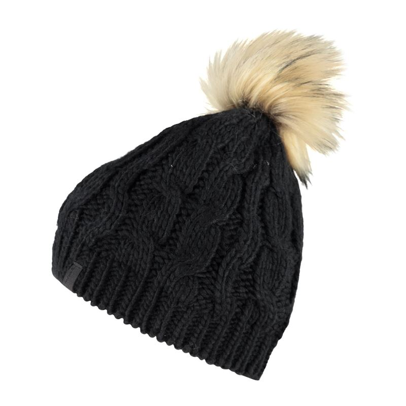 Brunotti Sundance  (black) - women beanies - Brunotti online shop