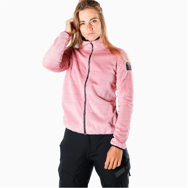 Brunotti Turaco  (roze) - dames fleeces - Brunotti online shop
