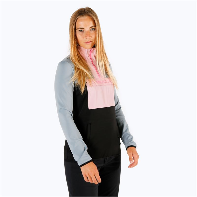 Brunotti Puffin  (blue) - women fleeces - Brunotti online shop