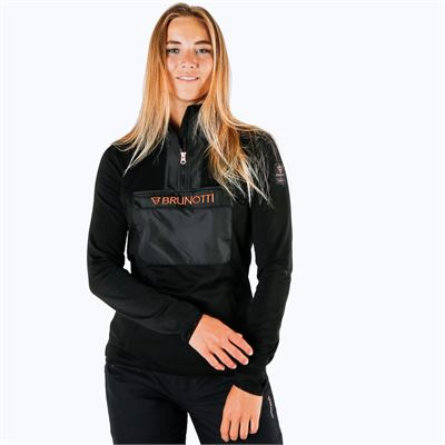 Brunotti Puffin Women Fleece. Available in M,L (1922019401-099)