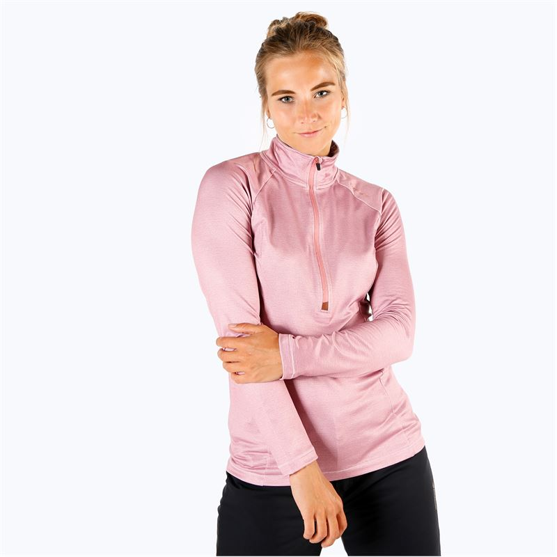 Brunotti Yrenna  (roze) - dames fleeces - Brunotti online shop
