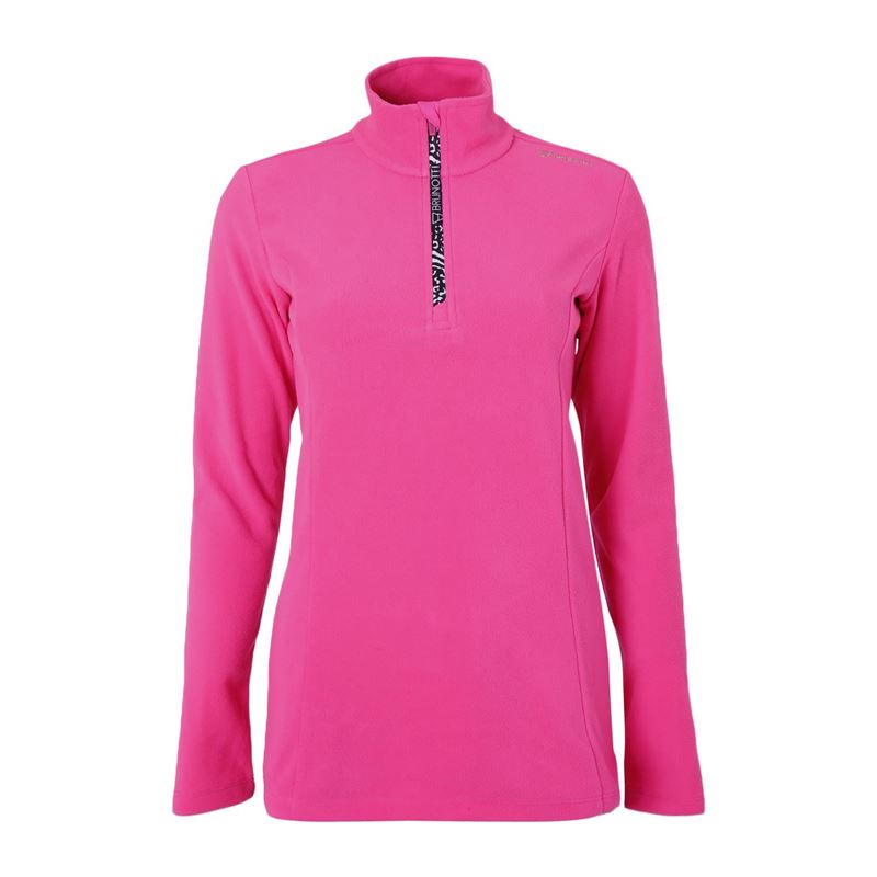 Brunotti Misma  (roze) - dames fleeces - Brunotti online shop