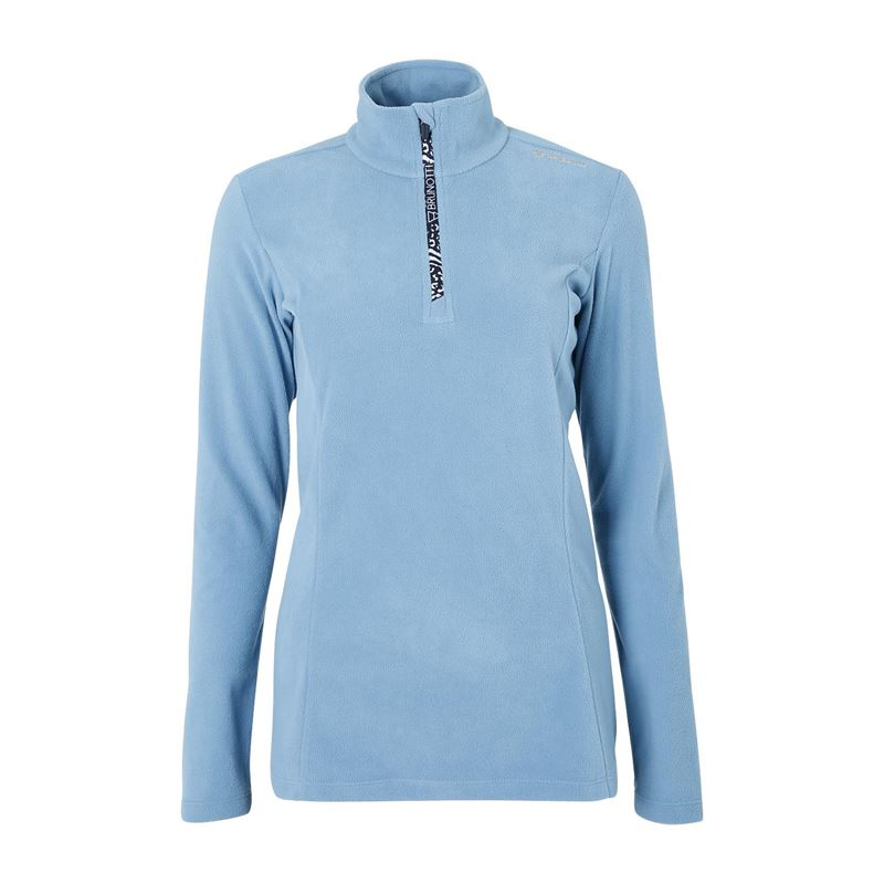 Brunotti Misma  (blauw) - dames fleeces - Brunotti online shop