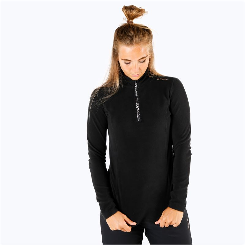 Brunotti Misma  (zwart) - dames fleeces - Brunotti online shop