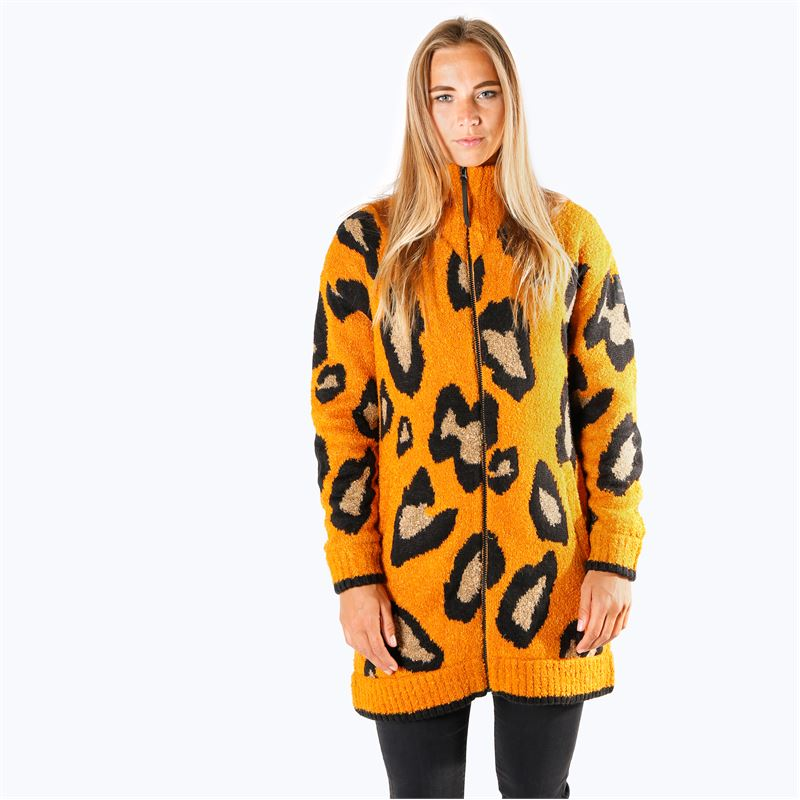 Brunotti Trumpeter  (yellow) - women sweats & cardigans - Brunotti online shop