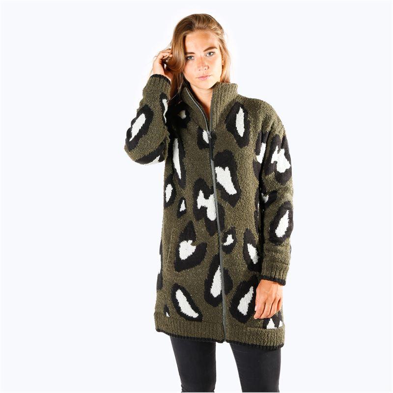 Brunotti Trumpeter  (green) - women sweats & cardigans - Brunotti online shop