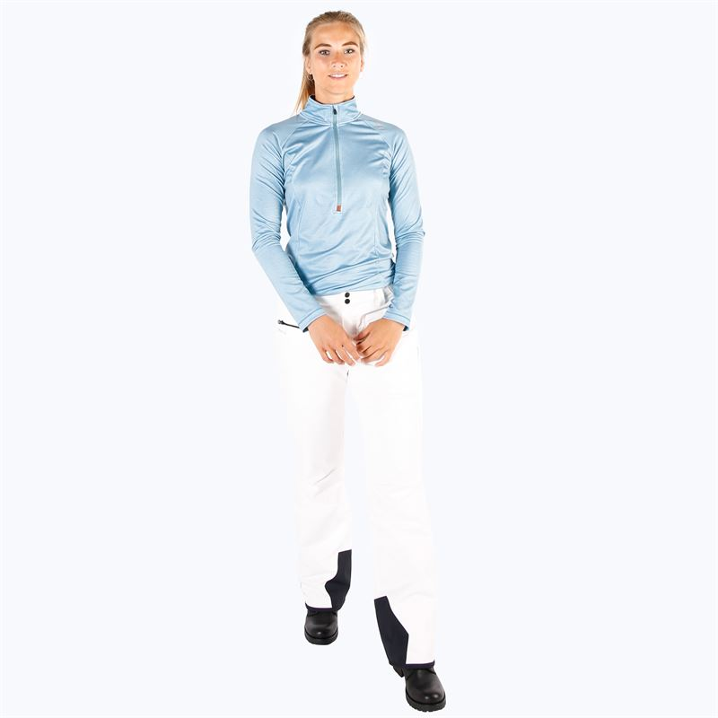 Brunotti Silverbird  (white) - women snow pants - Brunotti online shop