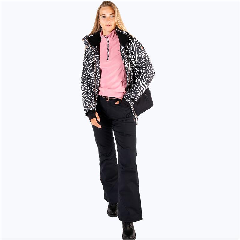 Brunotti Lawn  (zwart) - dames skibroeken - Brunotti online shop
