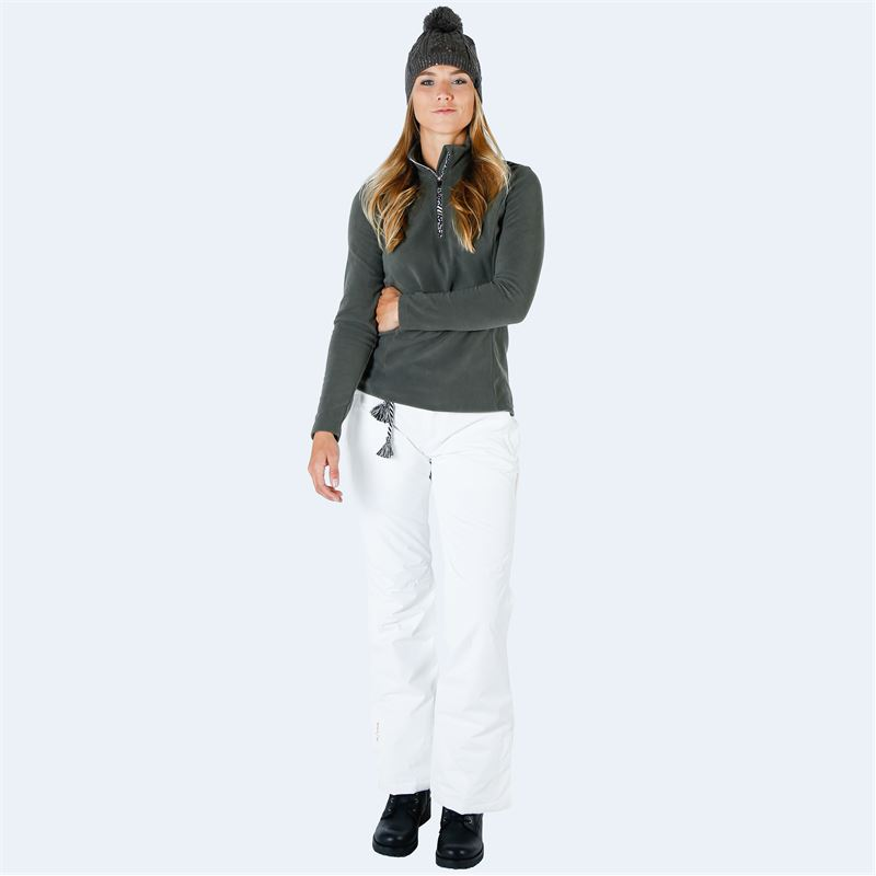 Brunotti Sunleaf  (white) - women snow pants - Brunotti online shop