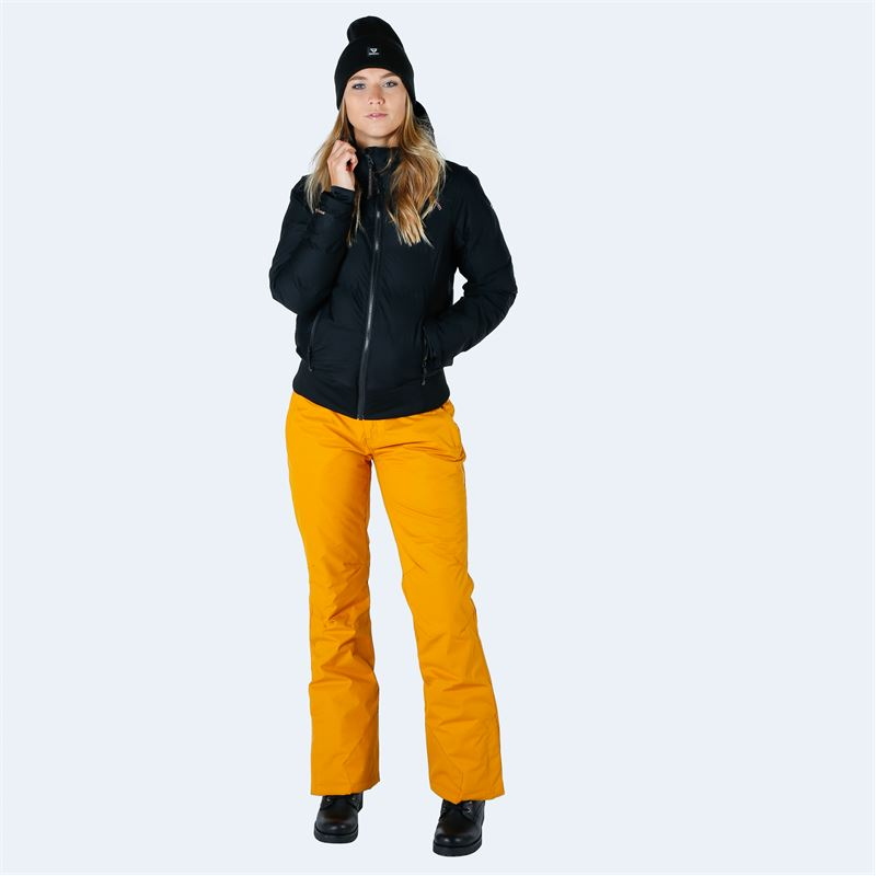 Brunotti Sunleaf  (geel) - dames skibroeken - Brunotti online shop