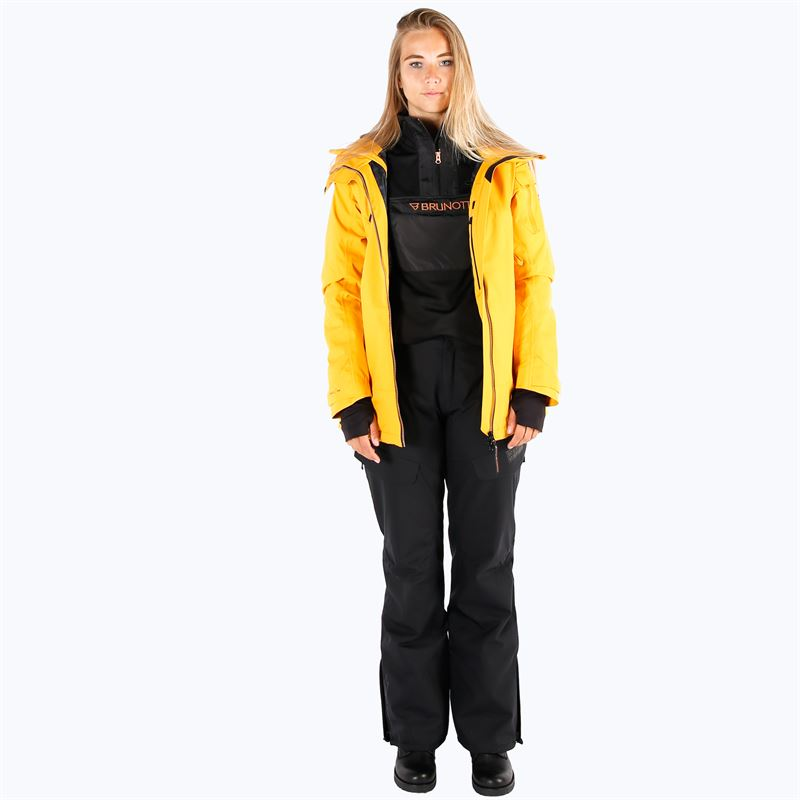 Brunotti Black-Baza  (zwart) - dames skibroeken - Brunotti online shop
