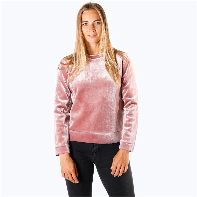 Brunotti Blossomcrowm  (rosa) - damen sweatshirts & sweatjacken - Brunotti online shop