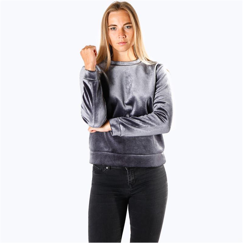 Brunotti Blossomcrowm  (blauw) - dames truien & vesten - Brunotti online shop