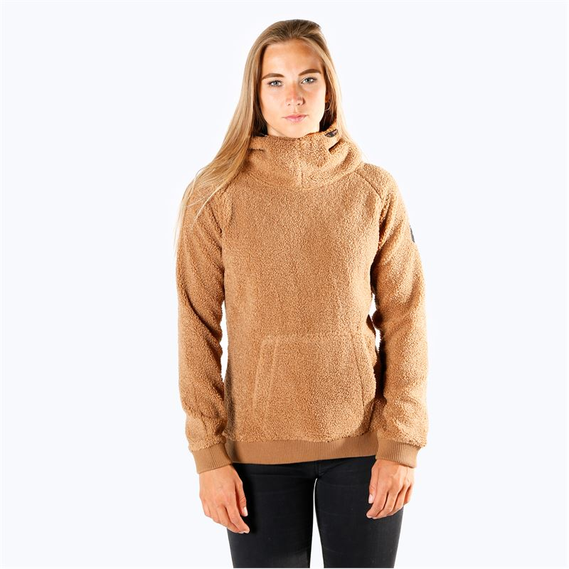 Brunotti Prion  (braun) - damen sweatshirts & sweatjacken - Brunotti online shop