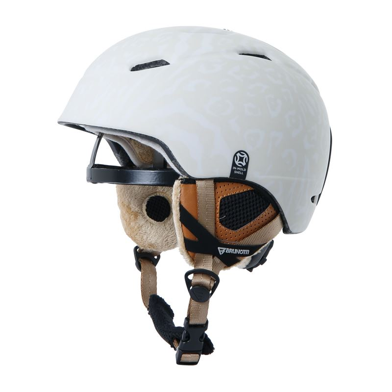Brunotti Nicole  (white) - women snow helmets - Brunotti online shop