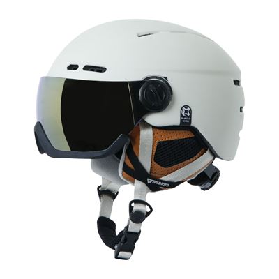 Brunotti Robotic 3 Women Helmet. Available in 53/58 (1922081310-0014)