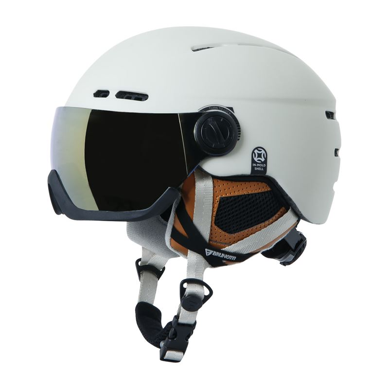 Brunotti Robotic  (white) - men snow helmets - Brunotti online shop