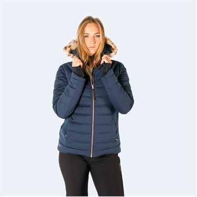 Brunotti Jaciano Women Snowjacket. Beschikbaar in L,XL (1922123263-0532)