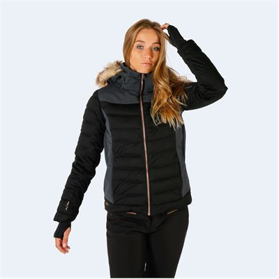 Brunotti Jaciano Women Snowjacket. Available in XS,L,XL (1922123263-099)