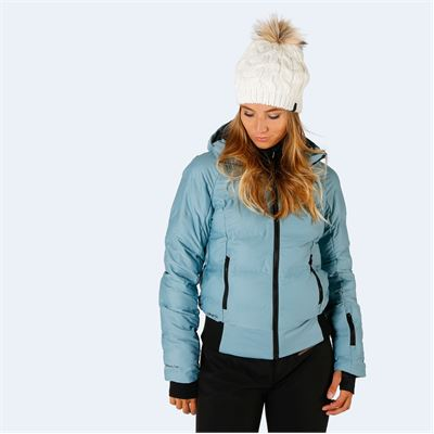 Brunotti Firecrown Women Snowjacket. Available in XXL (1922123293-0537)
