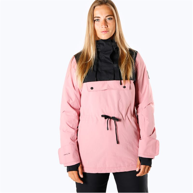 Brunotti Fireback  (pink) - women snow jackets - Brunotti online shop