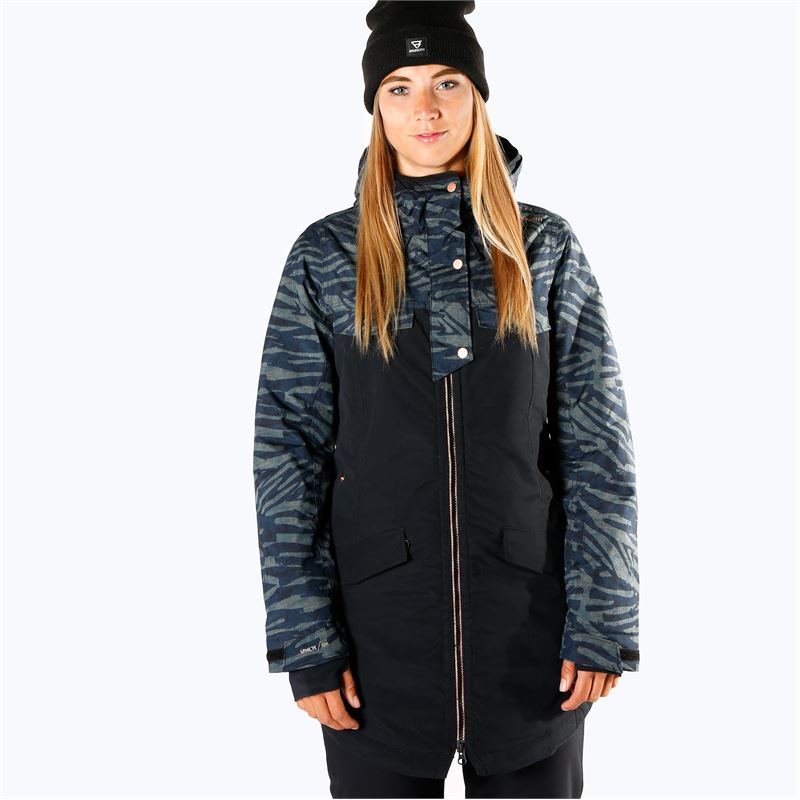 Brunotti Aucklet  (blue) - women snow jackets - Brunotti online shop
