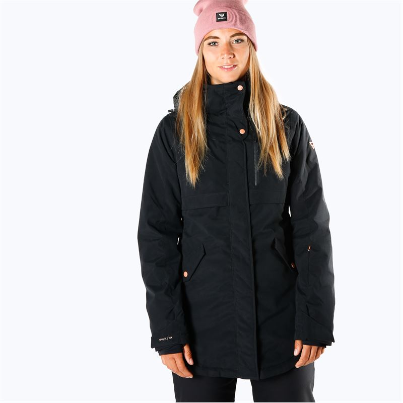 Brunotti Jupiter  (black) - women snow jackets - Brunotti online shop