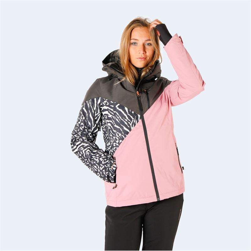 Brunotti Sheerwater  (pink) - women snow jackets - Brunotti online shop