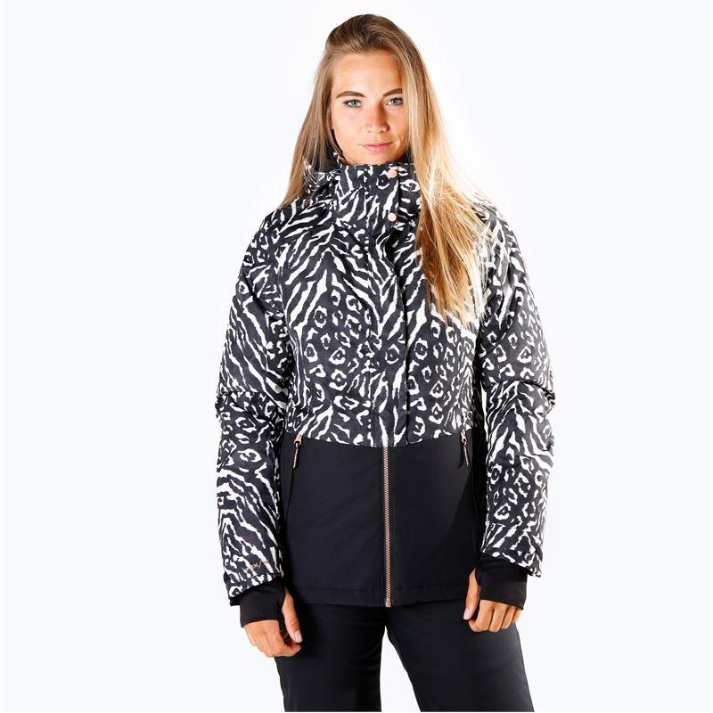 Brunotti Tiger-Heron  (zwart) - dames ski-jassen - Brunotti online shop