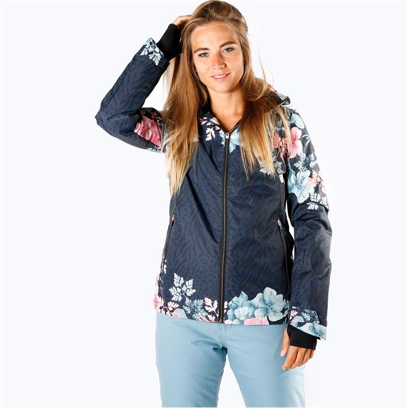 Brunotti Falconet  (blue) - women snow jackets - Brunotti online shop
