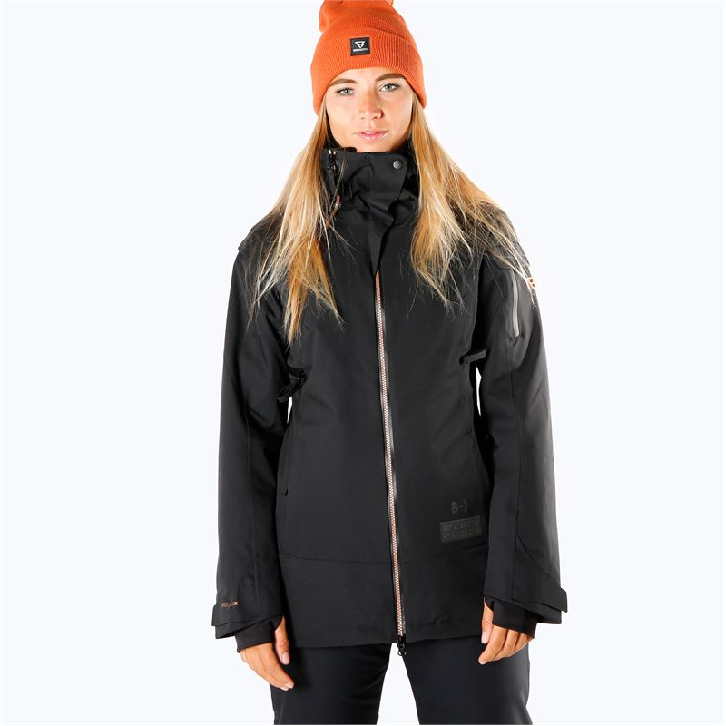 Brunotti Nighthawk  (black) - women snow jackets - Brunotti online shop