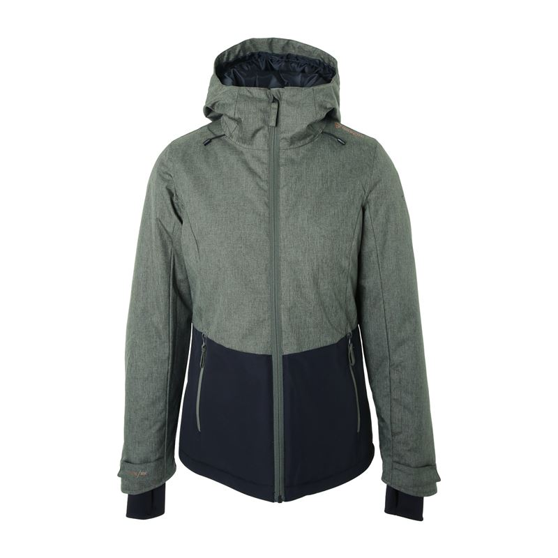 Brunotti Sarah  (grey) - women snow jackets - Brunotti online shop