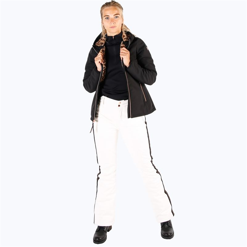Brunotti Jaribu  (white) - women snow pants - Brunotti online shop