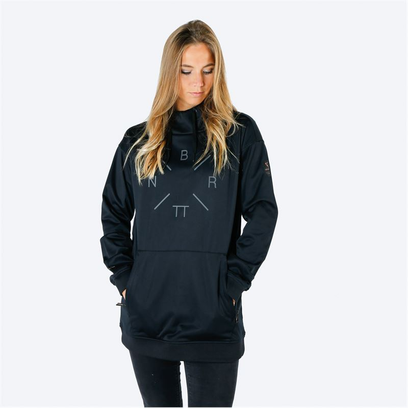 Brunotti Willet  (black) - women sweats & cardigans - Brunotti online shop