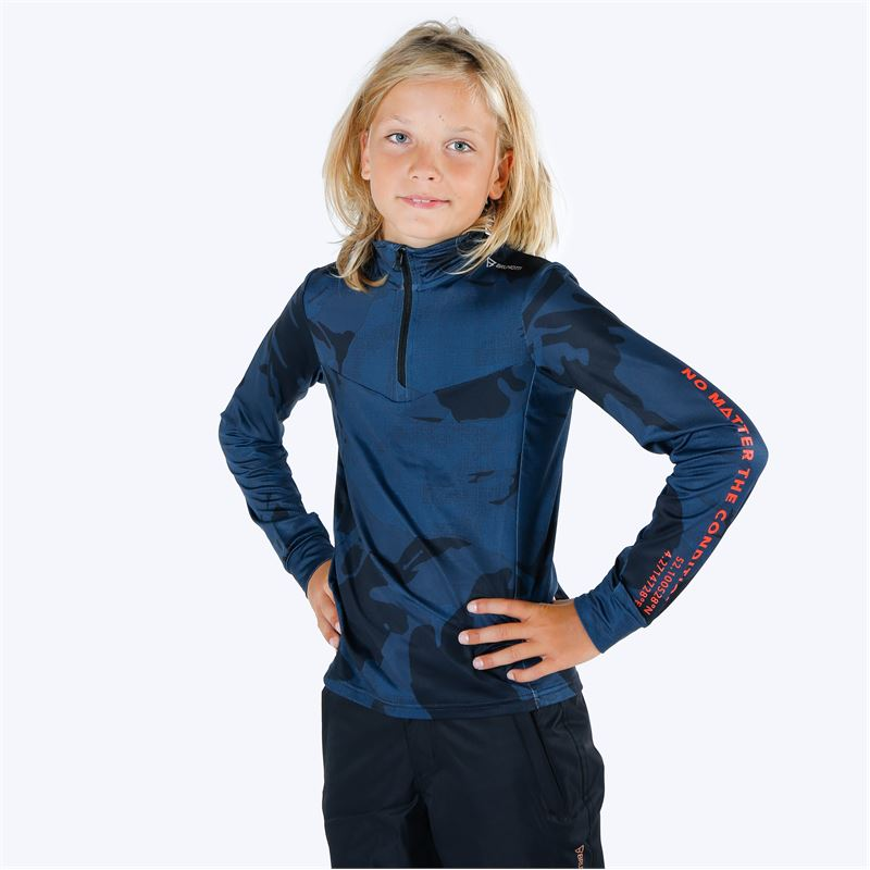Brunotti Avocet  (blau) - jungen fleeces - Brunotti online shop