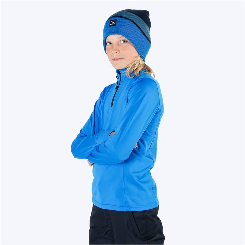 Brunotti Terni  (blue) - boys fleeces - Brunotti online shop