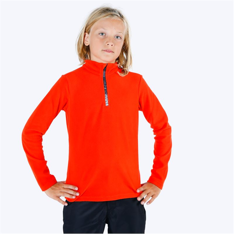 Brunotti Tenno  (red) - boys fleeces - Brunotti online shop