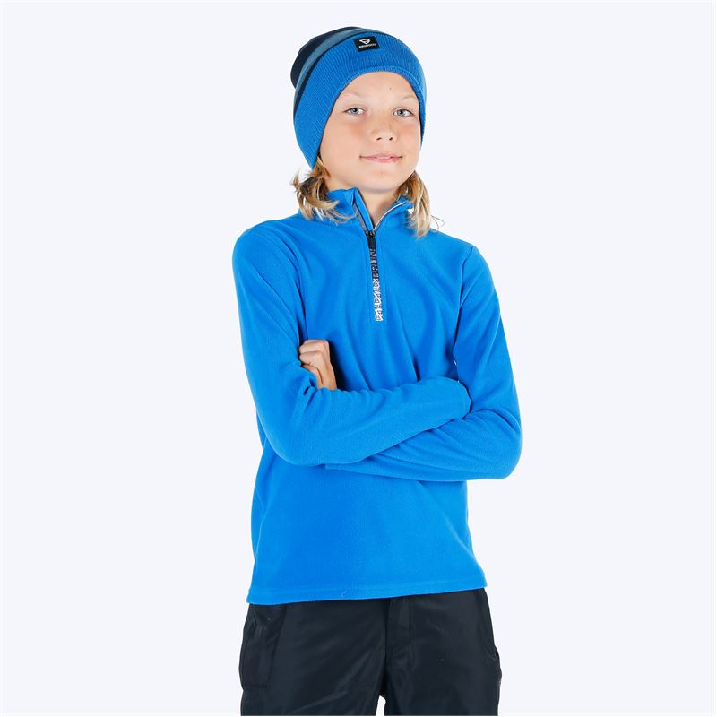 Brunotti Tenno  (blue) - boys fleeces - Brunotti online shop