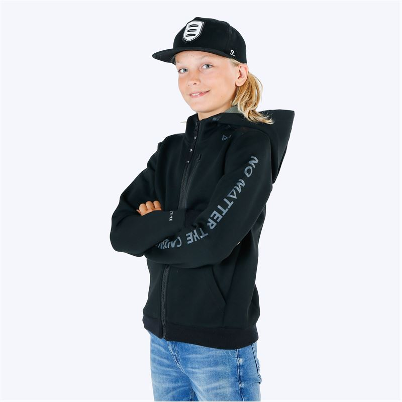 Brunotti Staggy  (black) - boys casual jackets - Brunotti online shop