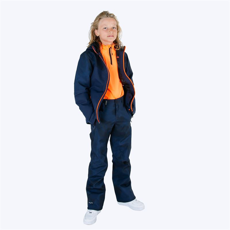 Brunotti Kitebar  (blauw) - jongens skibroeken - Brunotti online shop