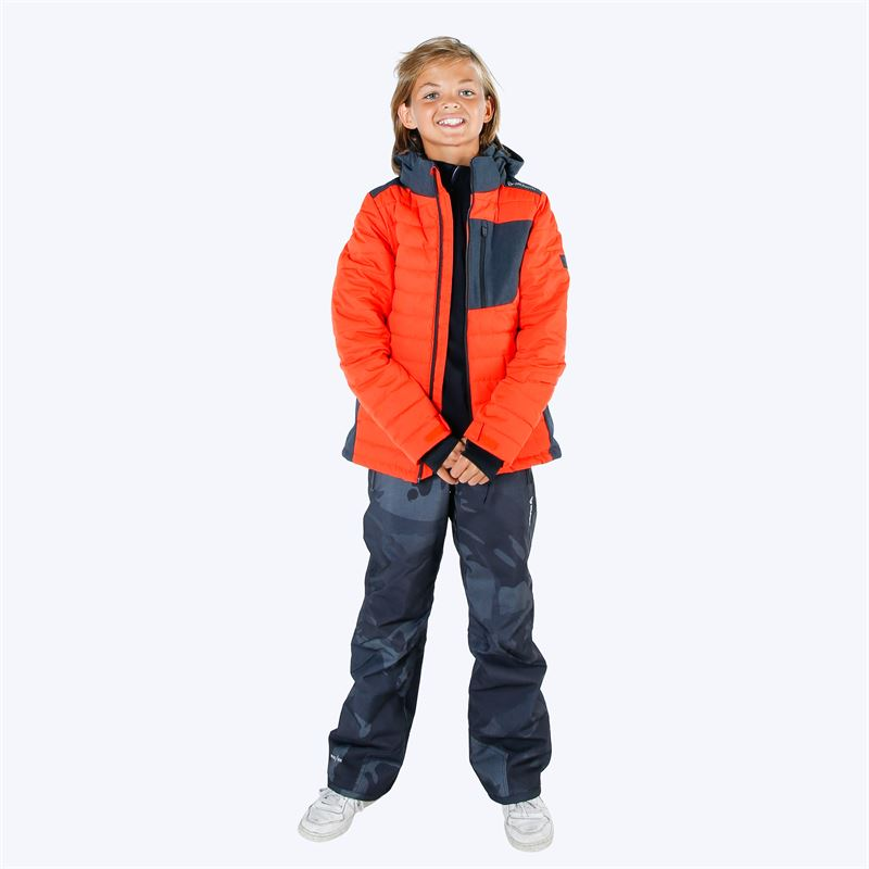 Brunotti Kitebar  (black) - boys snow pants - Brunotti online shop
