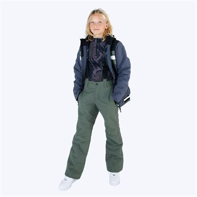 Brunotti Footstrap JR Boys  Snowpants. Verfügbar in 128 (1923053545-0763)