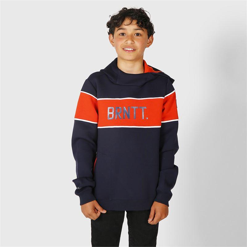 Brunotti Buzzard  (blauw) - jongens truien & vesten - Brunotti online shop