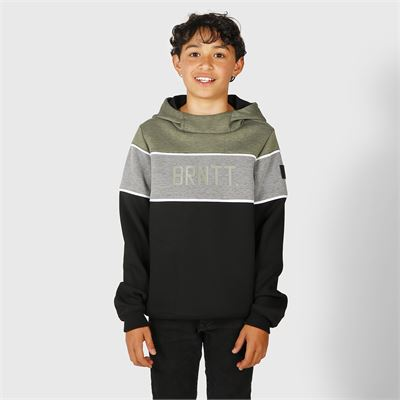 Brunotti Buzzard JR Boys  Sweat. Beschikbaar in 116,128,140 (1923061561-099)