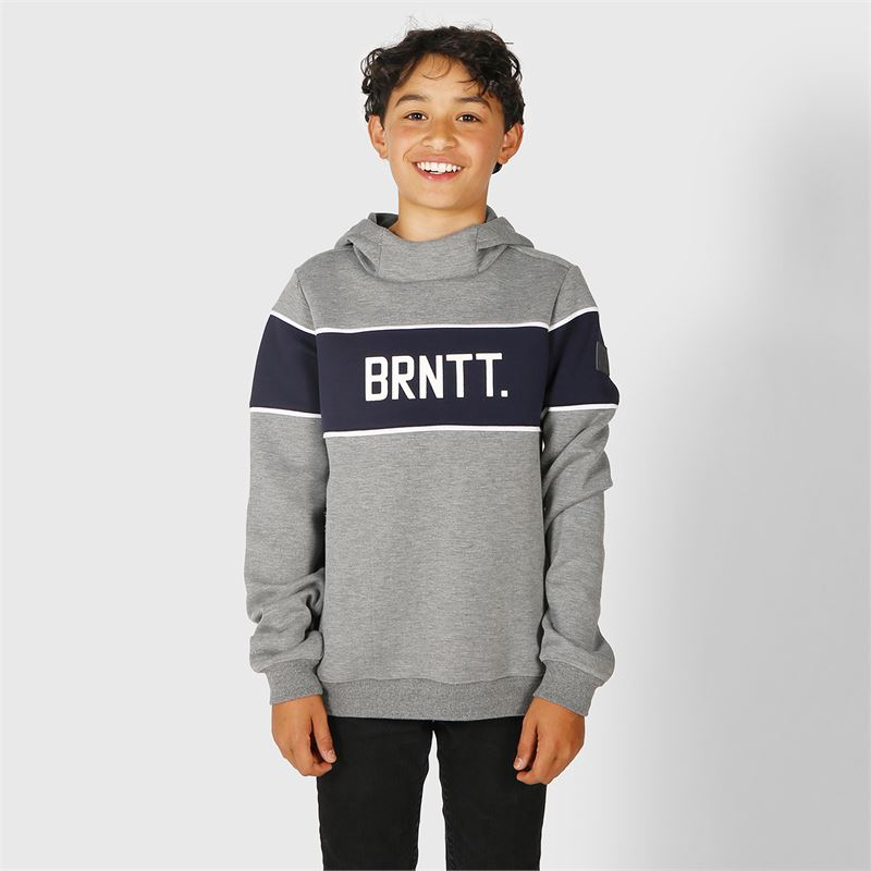Brunotti Buzzard  (grey) - boys sweats & cardigans - Brunotti online shop