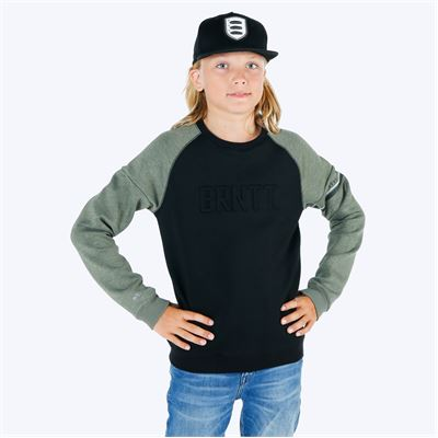 Brunotti Finfoot JR Boys  Sweat. Beschikbaar in 116,140,176 (1923061563-0763)