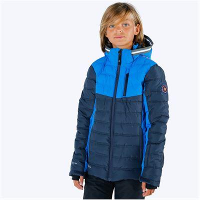 Brunotti Sergas JR Boys  Snowjacket. Beschikbaar in 128,176 (1923123507-0532)